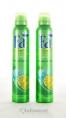 2X Deodorant Fa Caribbean Lemon Spray 200 Ml