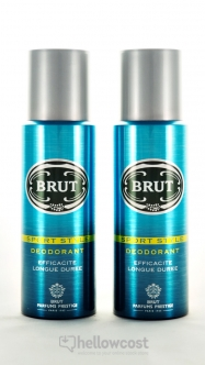 Brut Deodorant Oceans Spray 2x200 ml - Hellowcost