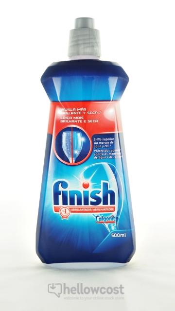 Calgonit finish Liquide de Rinçage Brillance et Séchage 500 ml