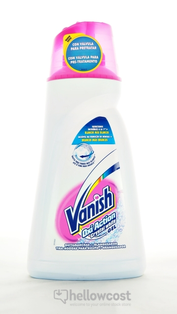 Vanish Oxy Action Crystal White Gel 1.000 ml