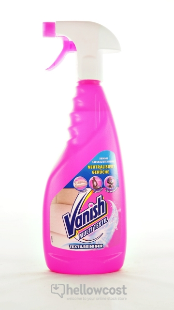 Vanish Détachant Textile Vanish Pistolet 500 ml