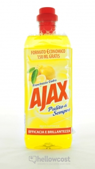 Ajax Limpiador Multiusos Flores De Pino 1.000 ml - Hellowcost