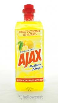 Ajax Nettoyant Ménager Fête Des Fleurs Citron 1.000 ml - Hellowcost