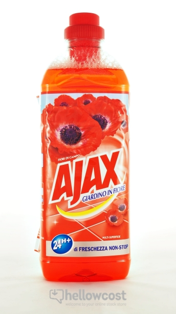 Ajax Nettoyant Fête Des Fleurs Coquelicot 1.000 ml