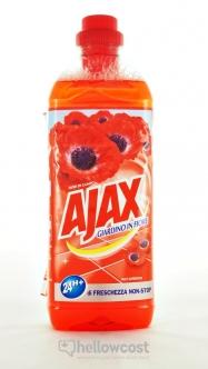 Ajax Nettoyant Fête Des Fleurs Coquelicot 1.000 ml - Hellowcost
