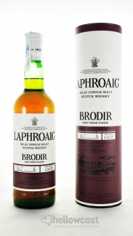 Laphroaig 10 Ans Whisky 40% 70 Cl - Hellowcost