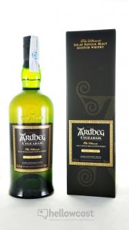 Ardbeg Ten 10 Ans Whisky 46% 1 Litre - Hellowcost