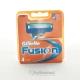 Lames De Rasoir - Fusion - Gillette Les 4 Lames