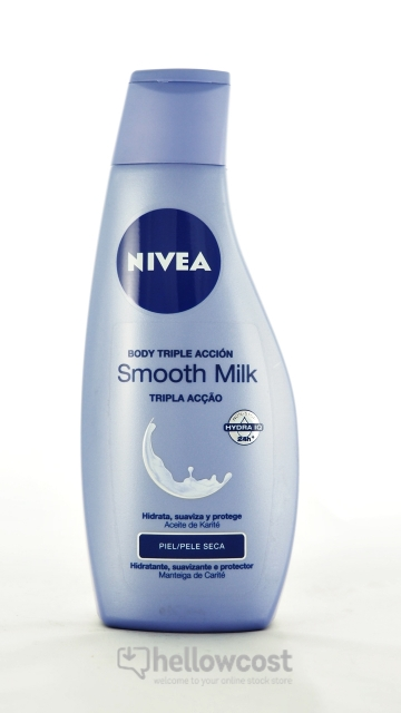Nivea Body Lait Douceur - 400 Ml