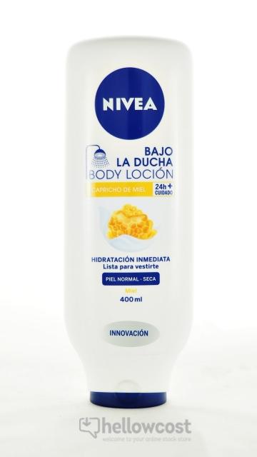 Nivea Crème De Douche Soin Care & Honey 400 ml