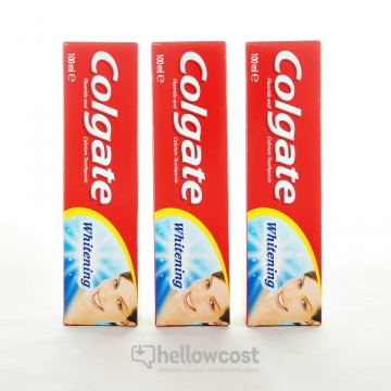 Colgate 3X Whitening 100 Ml