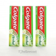 Colgate Dentifrice Cavity Protection 3x100 ml - Hellowcost