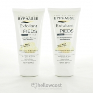 Byphasse Home Spa Experience Crème De Soin Confort Pieds Tous Types De Peaux 2X150 ml - Hellowcost