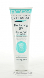 Byphasse Body Seduct Gel Anticelulítico Té Rojo Y Uva 250ml - Hellowcost