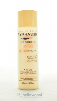 Byphasse Leche Corporal Efecto Tensor 2x500 ml - Hellowcost