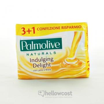 Palmolive Savons Solides Soin Nourrissant 4x90gr