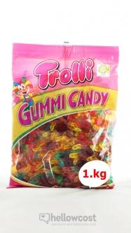 Trolli Bonbons Chenille Pik 1 Kg - Hellowcost
