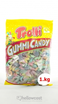 Trolli Poulpy Lisse 1 Kg - Hellowcost