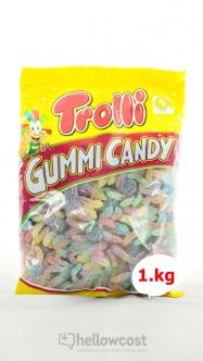 Trolli Pulpos 1 Kg - Hellowcost