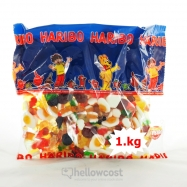 Haribo Assorti Cocktail 1 Kg - Hellowcost