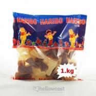 Haribo Maxi Cola Brillo 1 kg - Hellowcost