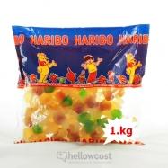 Haribo Caracoles Brillo 1 kg - Hellowcost