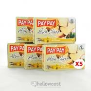 Pay Pay Thon Clair A L'huile De Tournesol Poids Net 5X111gr - Hellowcost