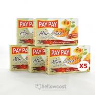 Pay Pay Thon Clair À La Ratatouille Avec Légumes Poids Net 5X115gr - Hellowcost
