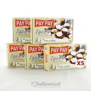 Pay Pay Tentacule De Céphalopode Morceaus En Sauce A L'ail Poids Net 5X115gr - Hellowcost