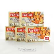 Pay Pay Moules En Sauce A L'ail Poids Net 5X115gr - Hellowcost