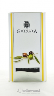 La Chinata Huile D'olive Vierge Extra 3 Litres - Hellowcost