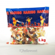 Haribo Surtido Cocktail 1 Kg - Hellowcost