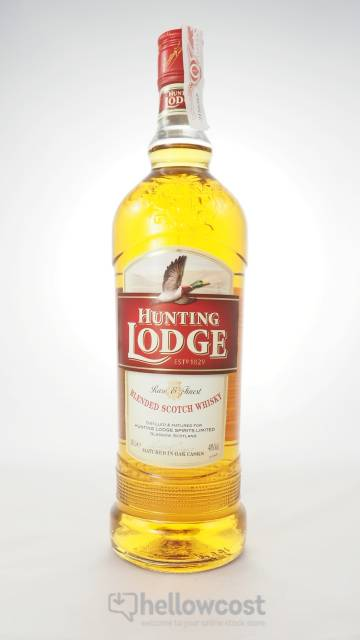 Hunting Lodge Whisky 40º 1 Litre