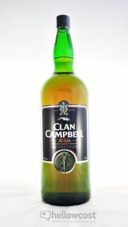 Clan Campbell Magnum Whisky 40º 2 Litres - Hellowcost