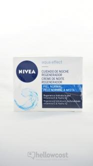 Nivea Soin De Nuit Régénérant qua Effect 50 ml - Hellowcost