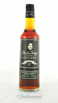 Ron De Jeremy Spiced Rhum 35º 70 Cl - Hellowcost