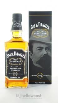 Jack Daniel's Master Destiller Nº5 Bourbon 43% 70 cl - Hellowcost