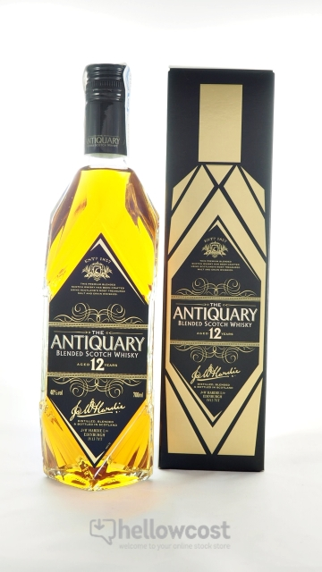 The Antiquary 12 Ans Whisky 40% 70 Cl