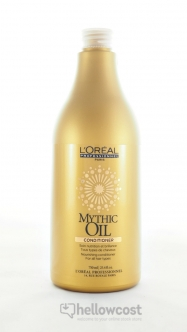 L'oreal Professionnel Mythic Oil Conditioner Soin Nutrition Et Brillance 750 ml - Hellowcost