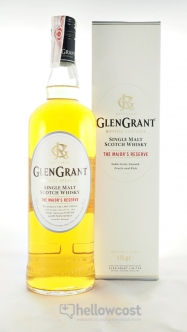 Glengrant Malt Whisky 40º 1 Litre - Hellowcost