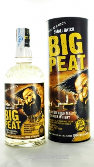 Big Peat Christmas Edition 2018 Whisky 40% 70 cl - Hellowcost