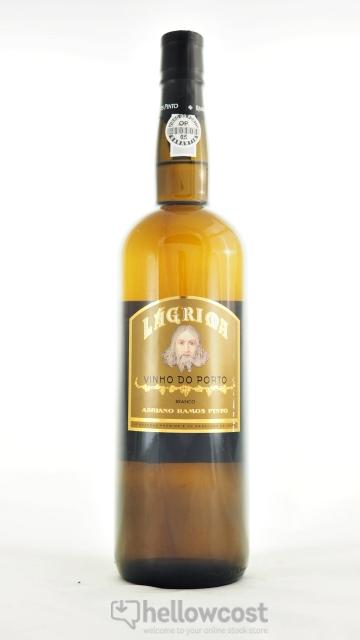 Lagrima Ramos Pinto Blanc 19.5º 1 Litre