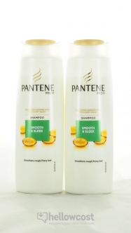 Pantene Shampooing Classique 2X400 ml - Hellowcost