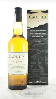 Caol Ila 12 Years Whisky 43º 70 Cl - Hellowcost