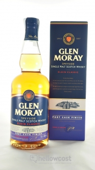 Glen Moray 12 Ans Whisky 40% 70 Cl - Hellowcost
