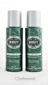 Brut original Deodorant Spray 2X 200 ml - Hellowcost