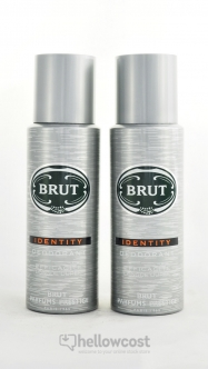 Brut Deodorant Sport Style Spray 2x200 ml - Hellowcost