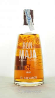 Maja 12 Years Rhum 40% 70 cl - Hellowcost