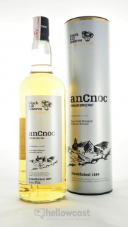 Ancnoc 12 Ans Whisky 40% 70 Cl - Hellowcost