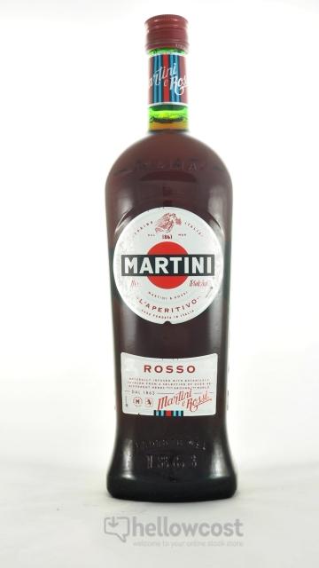 Martini Rosso Vermout Aperitif 15º 1 Litre